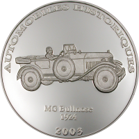 MG Bullnose 1924