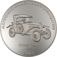 Citroen Trefle 1924