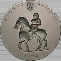 Horsewoman – Concave