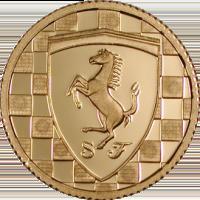 Ferrari – Gold