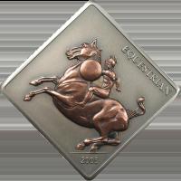 Equestrian – bronzed