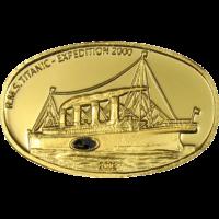 Titanic – gold