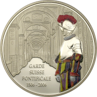 Swiss Guard – Loggia