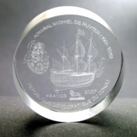 Admiral Ruyter – Acrylic