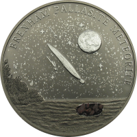 Brenham Pallasite Meteorite