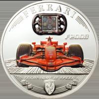 Ferrari F2008 Carbon