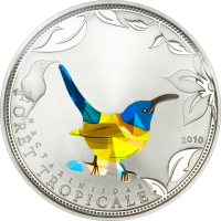 Blue Sunbird