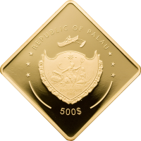 The Bismarck – Gold