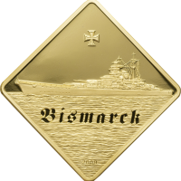 The Bismarck – Gold