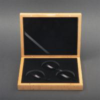 3-Coin Box 55mm