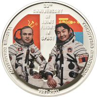 30th Anniversary of Joint Flight in Space