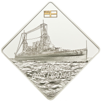 HMAS Australia – Silver