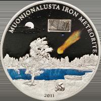 The Muonionalusta Meteorite
