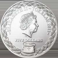 Roald Amundsen Silver