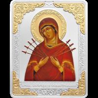 Virgin Mary Semistrelnaja