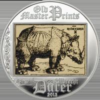 Albrecht Dürer – Rhinoceros