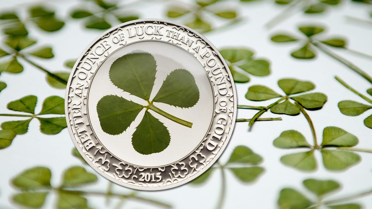 four leaf clovers u2013 coin invest trust