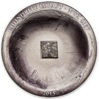 Chondrite Impact Meteorite NWA 4037