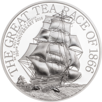The Great Tea Race ½oz