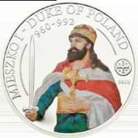 Mieszko I – Duke of Poland
