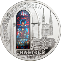 Chartres – Windows of Heaven