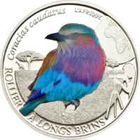 Lilac-breasted Roller – World of Birds