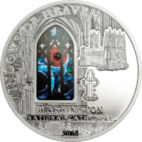 Washington National Cathedral – Windows of Heaven