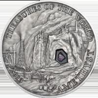 Amethyst – Treasures of the World