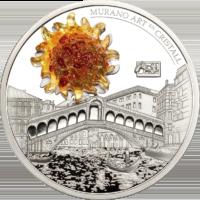 Rialto Bridge – Murano Art of Glass
