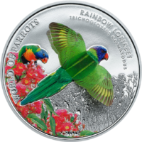 Rainbow Lorikeet – World of Parrots