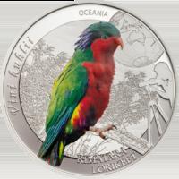 Rimatara Lorikeet – World of Birds