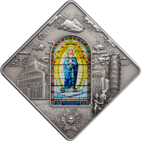 Pisa Cathedral – Stained Glass