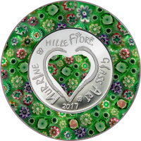 Murrine Millefiori Glass Art 2017