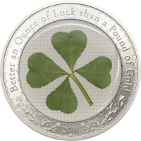 Ounce of Luck 2018