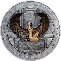 Winged Isis – Egyptian Symbols
