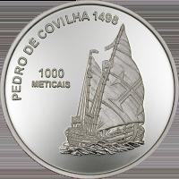 Pedro de Covilha – Silver