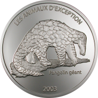 Pangolin – Silver