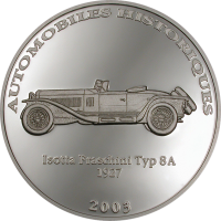 Isotta Fraschini Typ 8A 1927