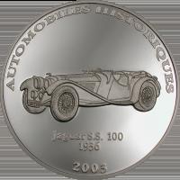 Jaguar S.S. 100 1936
