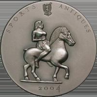 Horsewoman – Convex