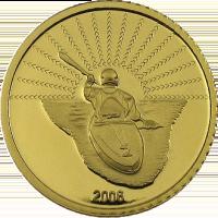 Kayak Medal