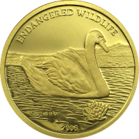 Swan – Gold