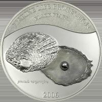 Black pearl – silver