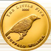 Buffalo Weaver