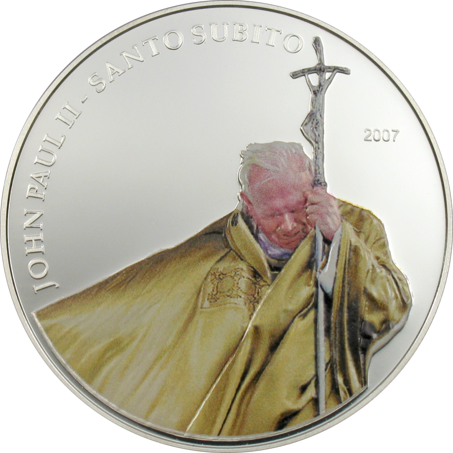 Pope john paul ii golden vestment cit coin invest ag pope john paul ii golden vestment more pope buycottarizona Choice Image