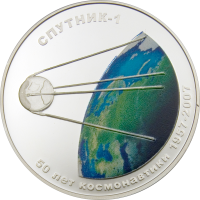 50 Years of Soviet Space – Sputnik I