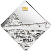 HMS Prince of Wales – Silver