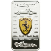 Ferrari – The Legend