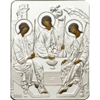 Russian Icons – Holy Trinity