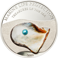 Marine Life Protection – Blue Pearl